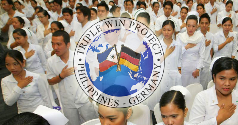 Germany needs additional 550 Pinoy nurses under Triple Win Project