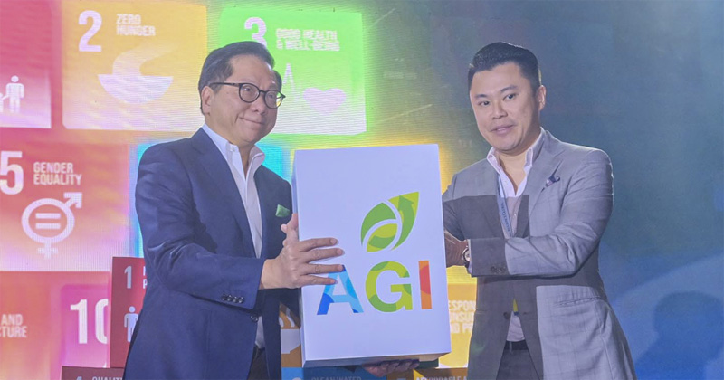 Andrew Tan's AGI accelerates digitalization efforts across businesses