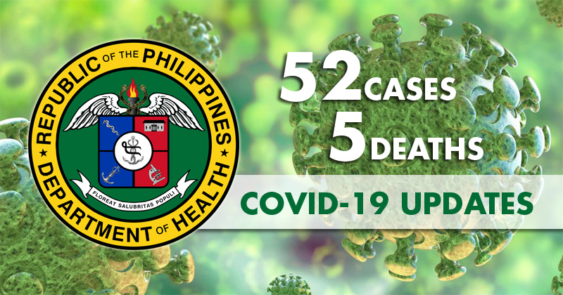 DOH: 3 new deaths due to COVID-19