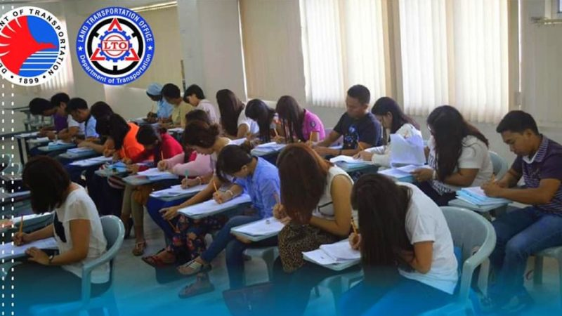 DOTr: Driver's license exam to be translated in different languages