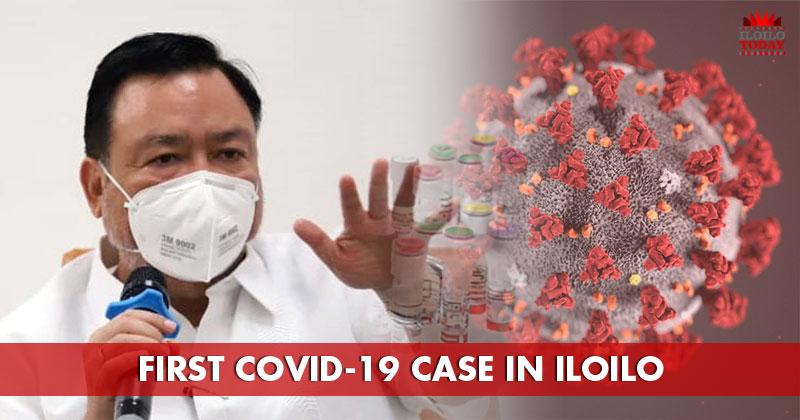 DOH confirms COVID-19 case in Iloilo.