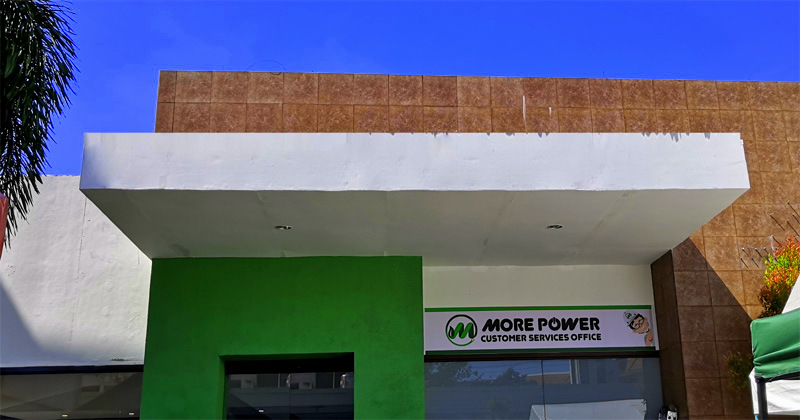 MORE Power starts accepting consumers in new Customer Services Office