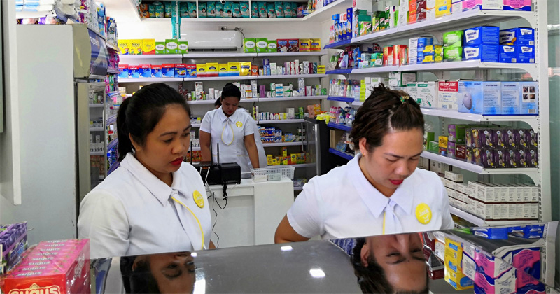 Doctor Jack Pharmacy is manned by licensed pharmacist.