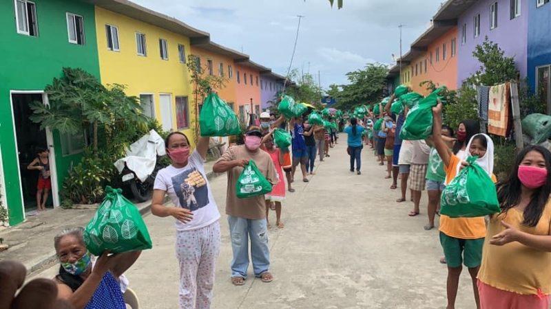 SM Foundation, Uniqlo extends assistance to SM Cares Village in Concepcion
