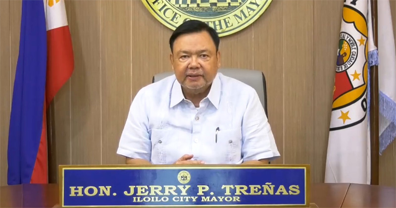 Mayor Jerry Treñas announcement.