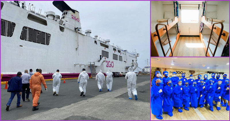 2GO All Set to Welcome Repatriated Seafarers for Mandatory Quarantine