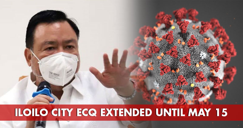 Treñas confirms ECQ is extended in Iloilo City until May 15