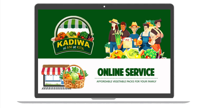 Kadiwa market for agri produce in Iloilo City goes online