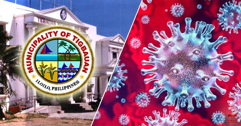 Tigbauan reports 2 new cases of COVID-19