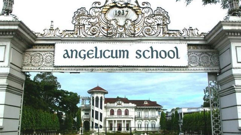 Angelicum School Iloilo closing down