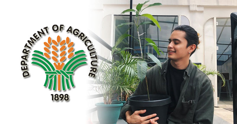 DA appoints James Reid as Youth Ambassador for Food Security