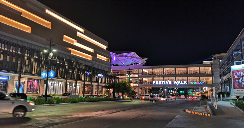 Festive Walk Mall ensures 'Safer and Happier' shopping experience