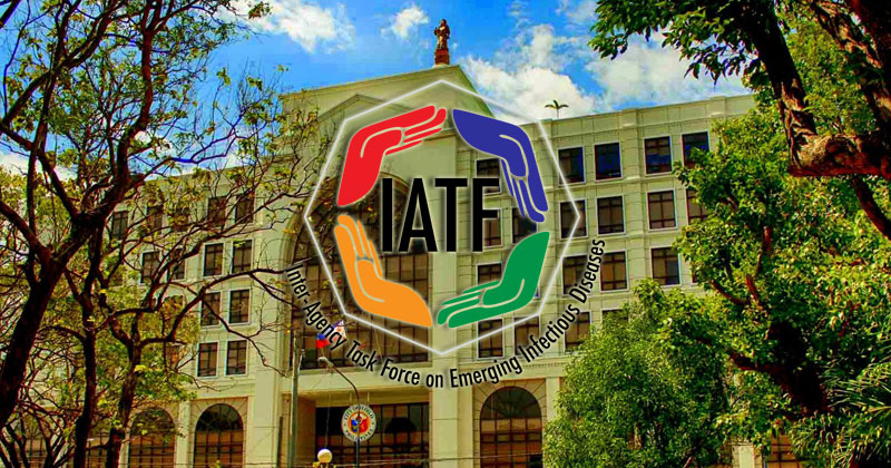 IATF: Iloilo City to remain under GCQ until June 15