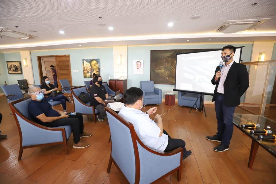 Councilor Jose Efraim 'Jay' Treñas III, Executive Director of Iloilo Bike Council