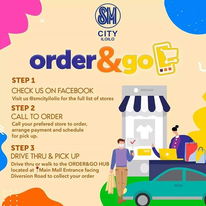 SM City Order and Go