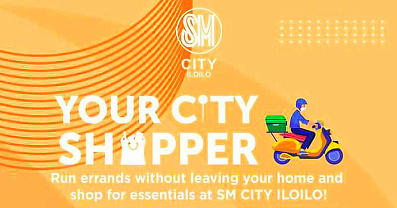 SM City Iloilo Your City Shopper service