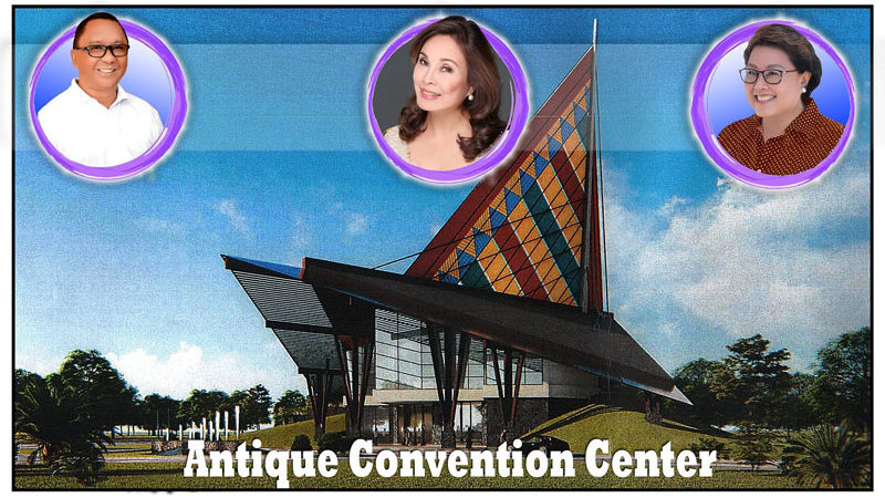 Construction of Antique Convention Center starts