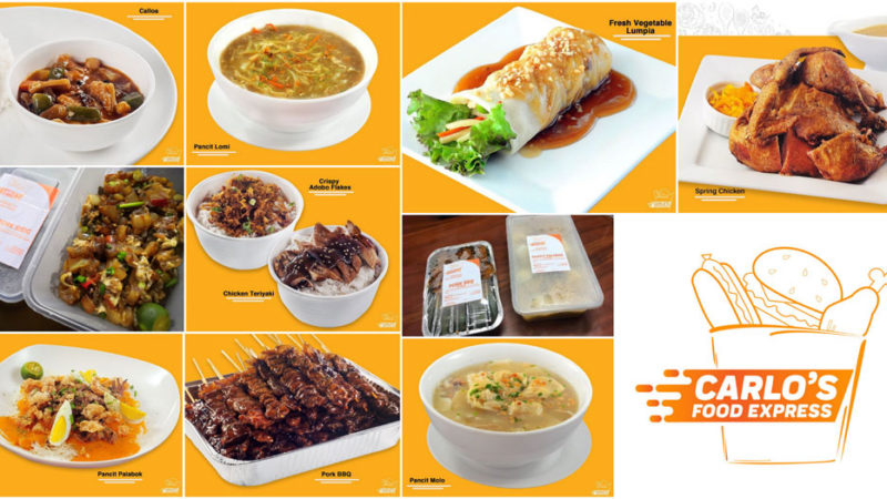 Carlo's Food Express ready to serve Ilonggos in the 'new normal'