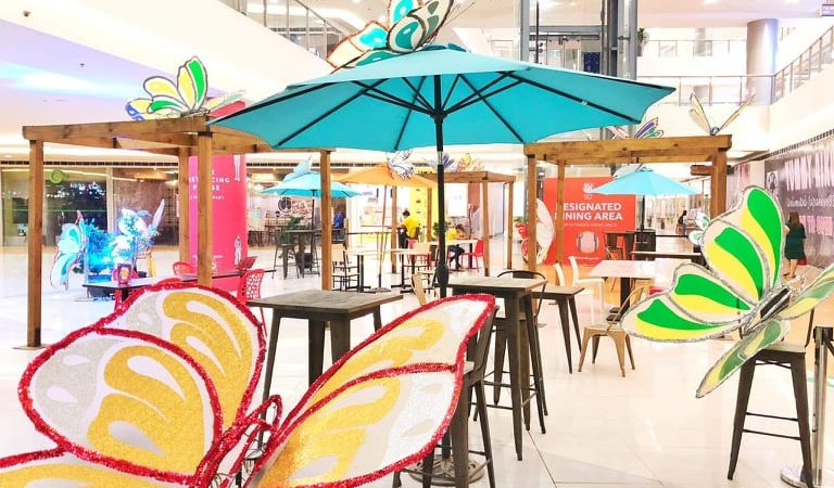 Dine-in services are back at SM malls!