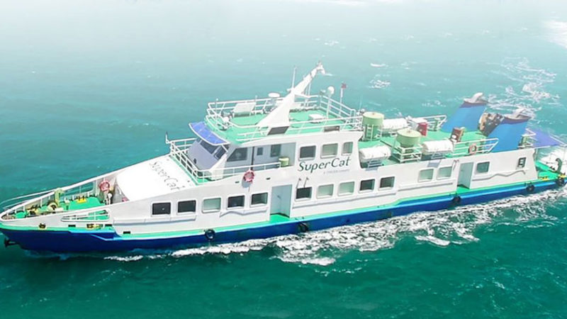 Iloilo-Bacolod fastcrafts resume trips | Schedule
