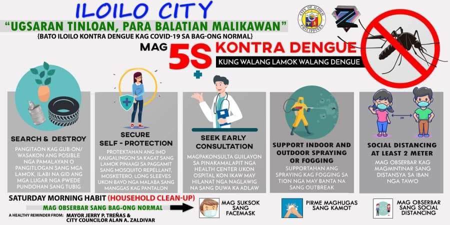 5S against dengue