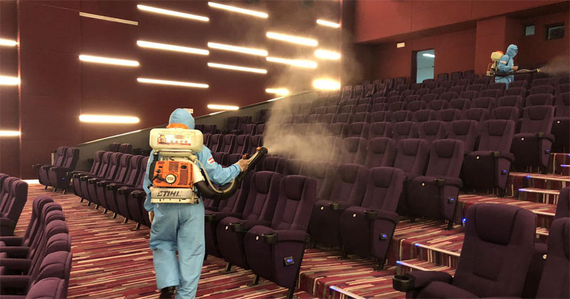 'First in PH': Festive Walk Cinemas to reopen with stringent safety protocols