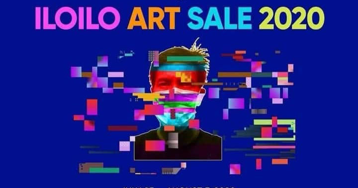 Iloilo Art Sale 2020 at SM City Iloilo
