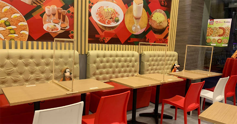 DTI to increase capacity of dine-in restaurants starting July 21