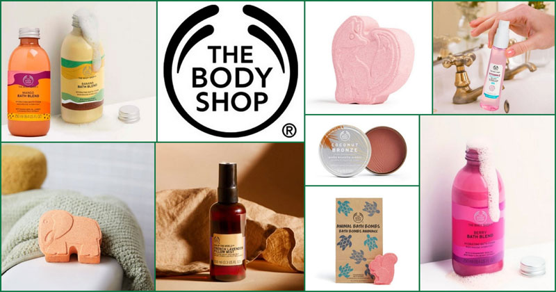 Call & Deliver with The Body Shop