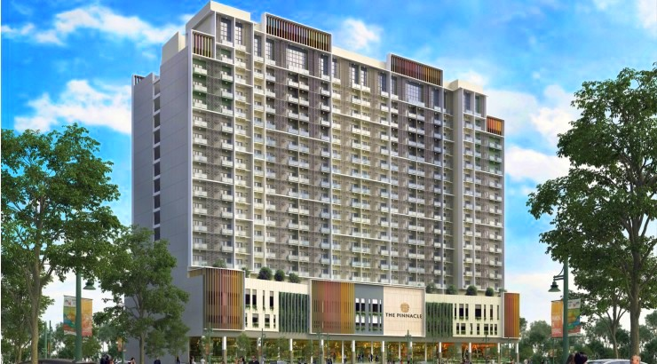 The Pinnacle at Megaworld Iloilo Business Park