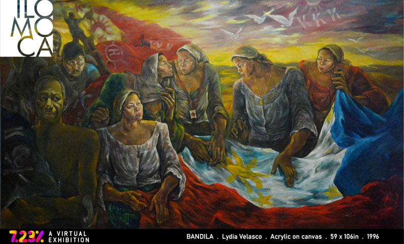 Bandila by Lydia Velasco