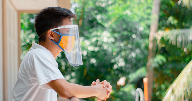 DOLE: Face shield required for workers starting August 15