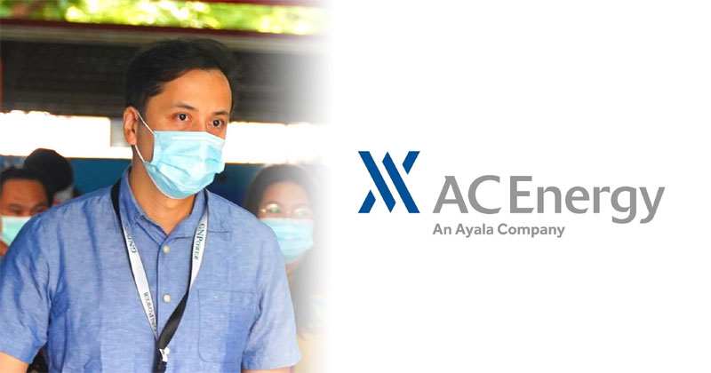 AC Energy's Gabby Mejia shows 'values of Ayala' in leading the oil spill response