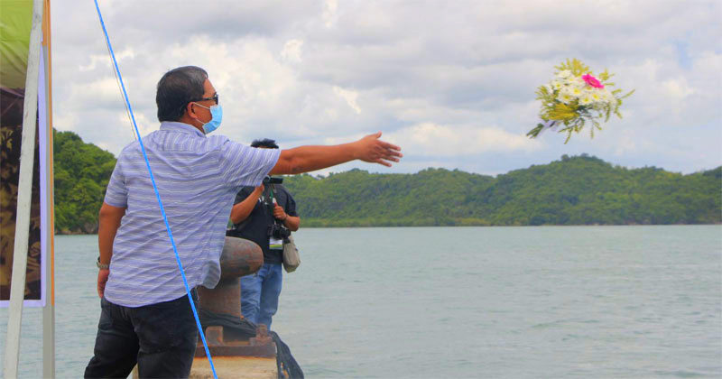 Guimaras marks 1 year of sea tragedy