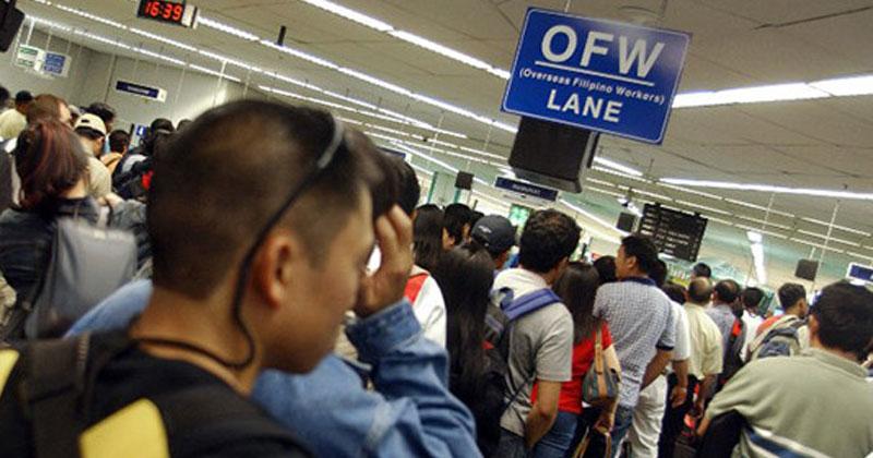 Overseas Filipino Workers - OFW Lane
