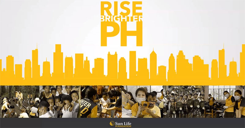 Sun Life Foundation Rise Brighter PH