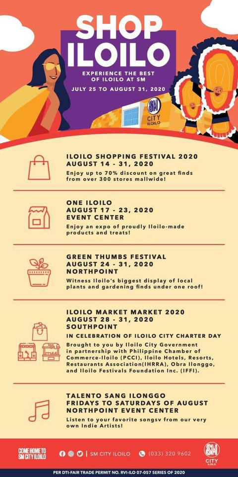 Shop Iloilo at SM City
