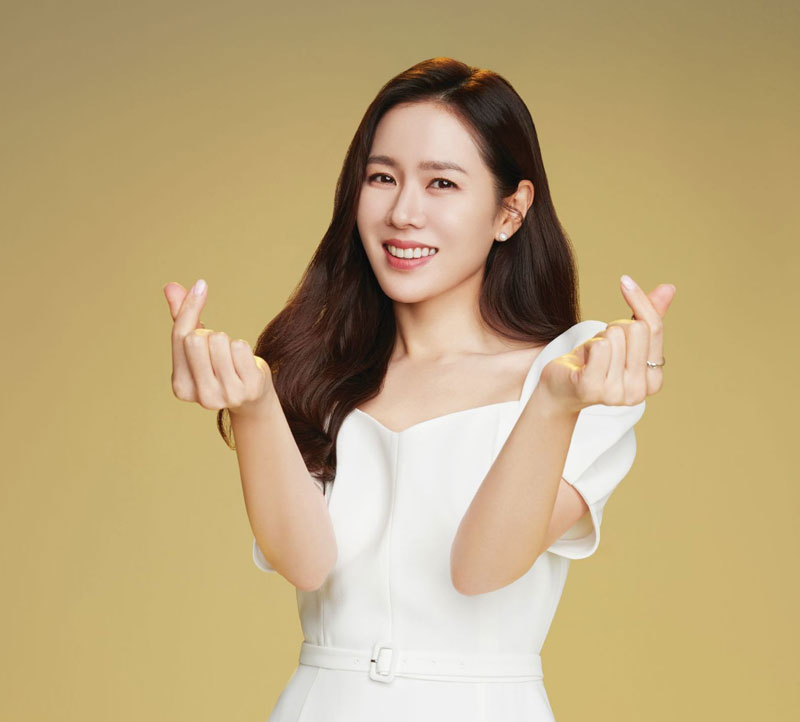 Smart Signature taps Korean star Son Ye Jin.