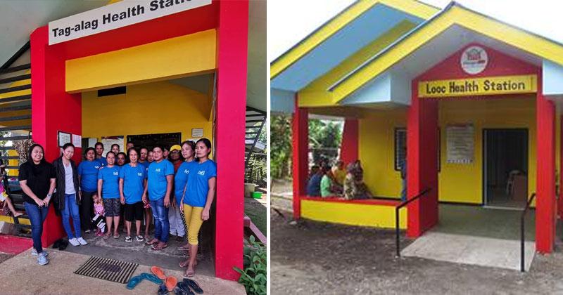 Sun Life Barangay Health Stations