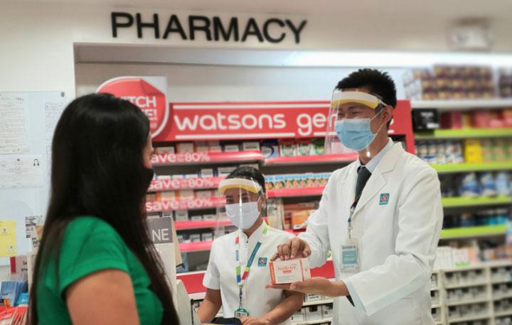 watsons pharmacy