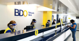 BDO Network Bank counter