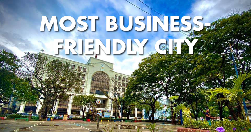 Iloilo City as Most Business-Friendly City