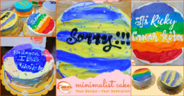 Carlo's Minimalist Cake