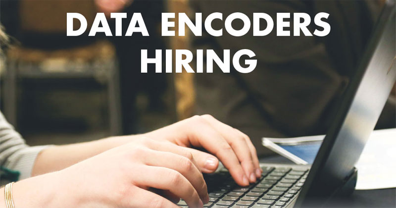 Iloilo hiring for data encoders