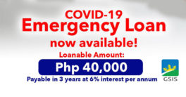 GSIS Covid-19 Emergency Loan