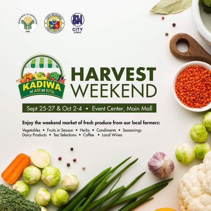 Kadiwa Harvest Weekend at SM City Iloilo