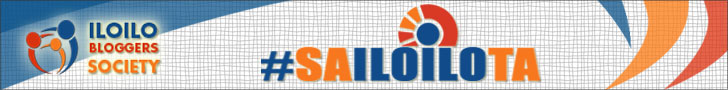 #SaIloiloTa campaign of Iloilo Bloggers Society.