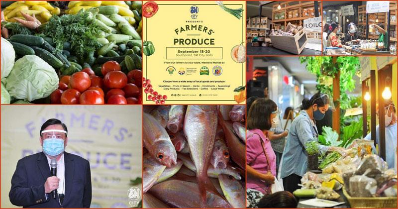 Farmers' Produce at SM City Iloilo