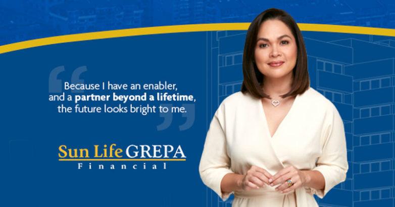 Sun Life Grepa Financial ambassadress Judy Ann Santos-Agoncillo