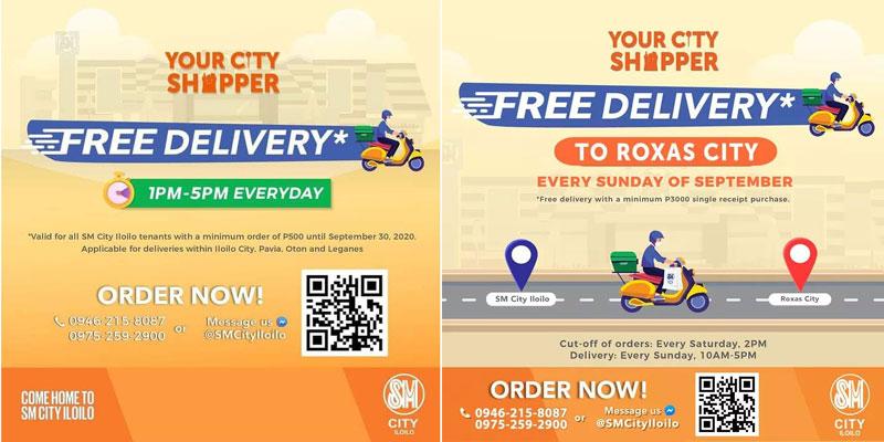 Your City Shopper Iloilo and Roxas City.